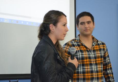Entrenamiento en Miraflores